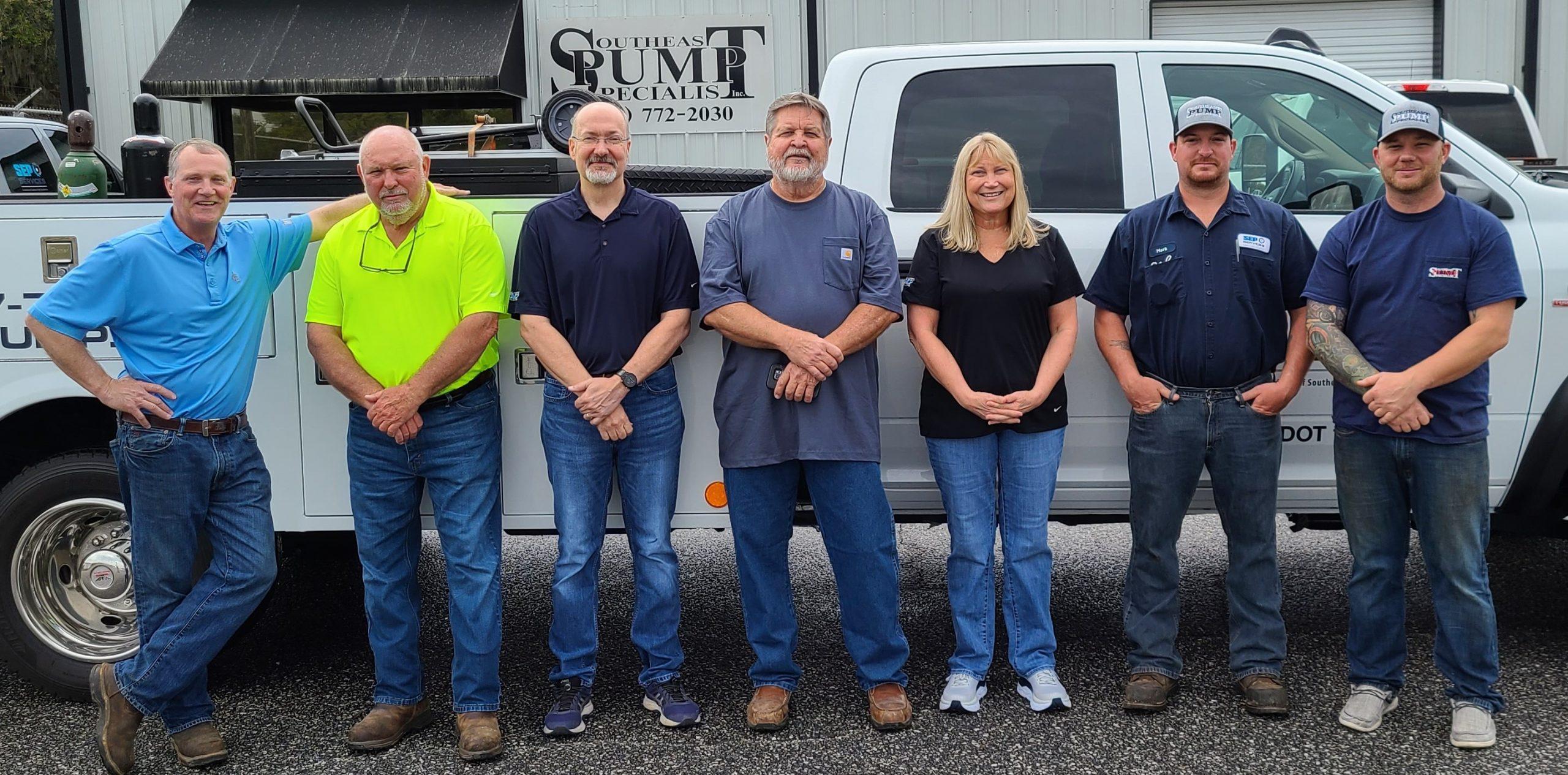 Southeast Pump Brunswick Employees